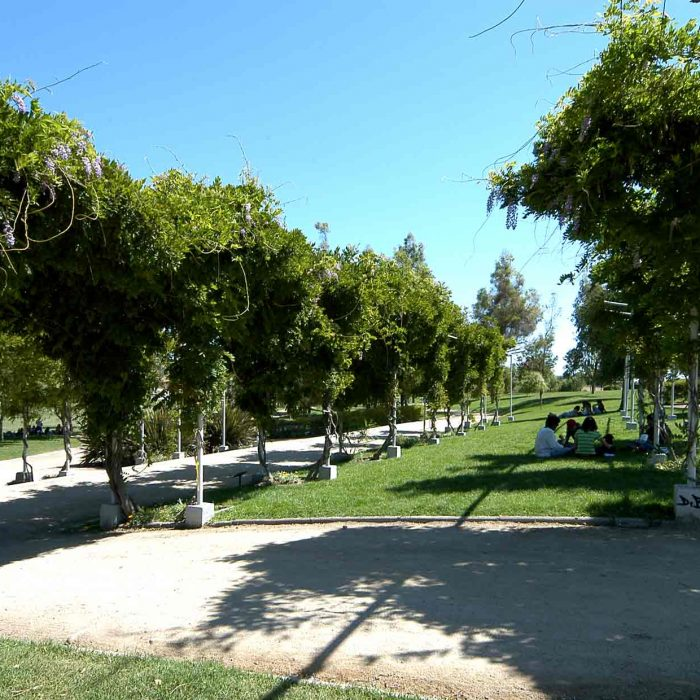3 Parques de la Región Metropolitana